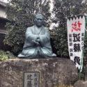 近藤勇座像(西光寺)