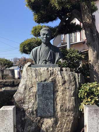 龍源寺(近藤勇の墓)|三鷹・調布エリアの新撰組ゆかりの地観光スポット