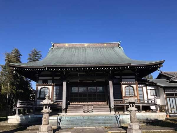龍源寺の本堂