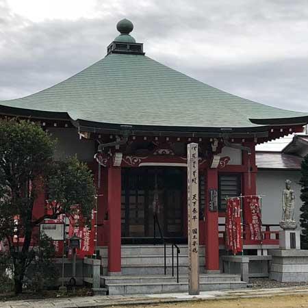 西光寺の観音堂