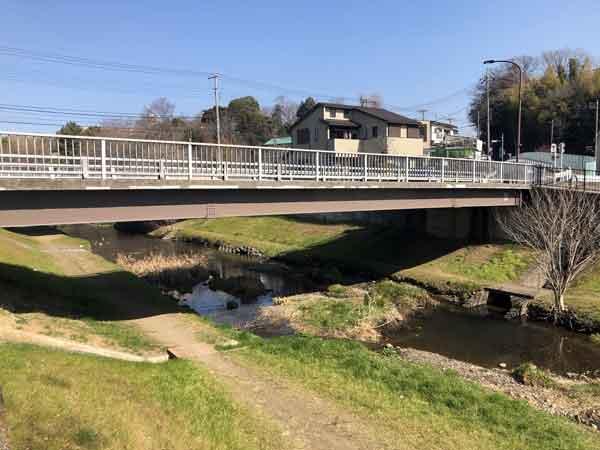 相曽浦橋(近藤勇の遺体を出迎えた橋)|三鷹・調布エリアの新撰組ゆかりの地観光スポット