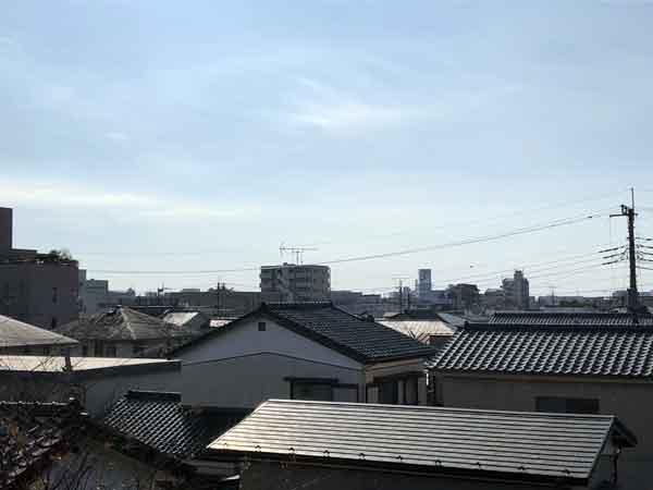 流山浅間神社の富士塚から近藤勇陣屋跡を探す