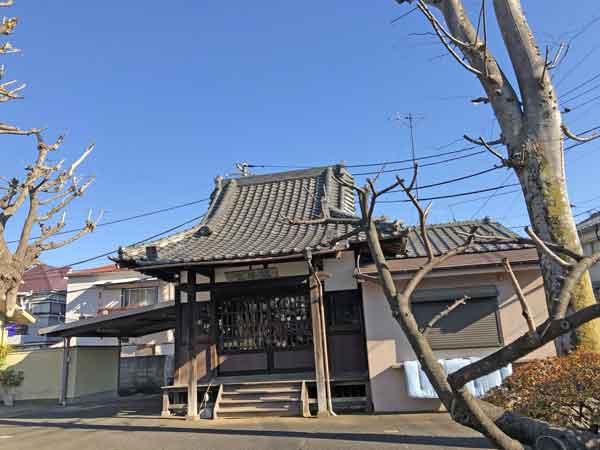 寿徳寺の護摩堂