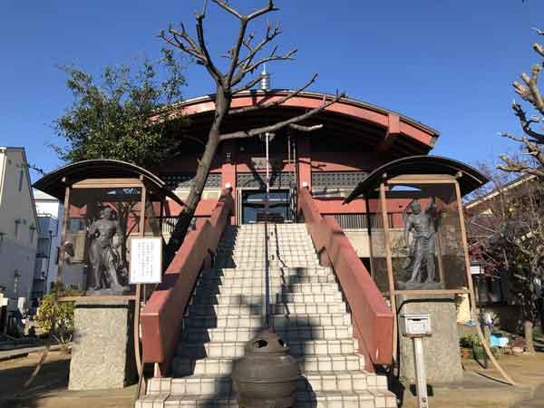 寿徳寺(近藤勇菩提寺の一つ)|北区・板橋区の新選組ゆかりの地観光スポット