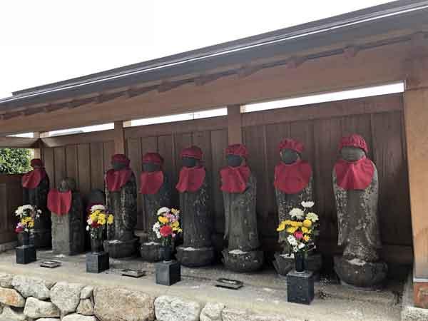 大昌寺の地蔵