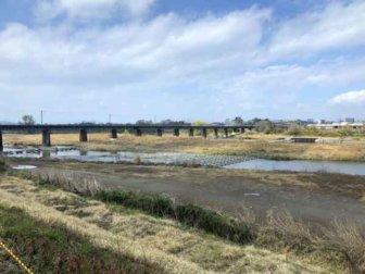 八高線の鉄橋