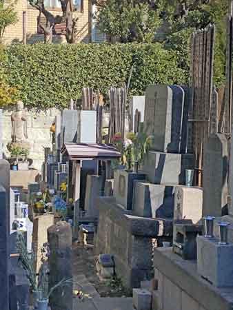 沖田家累代の墓