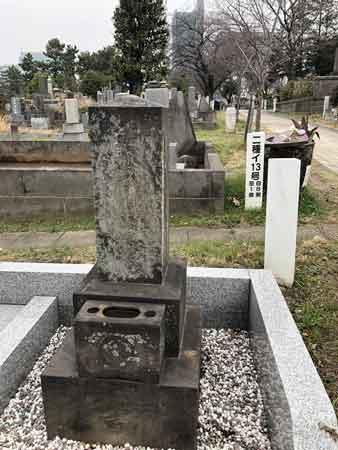 小野権之丞の墓