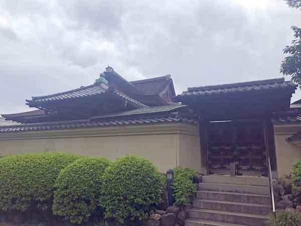 護国寺月光殿(重要文化財)