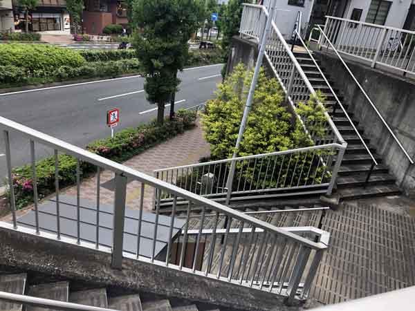 斎藤一最期の地(寄宿舎運営の自宅跡)