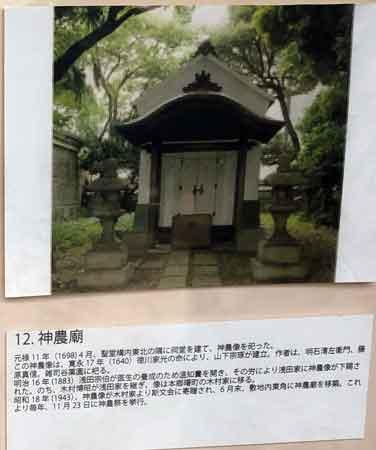 神農廟(年1回公開)