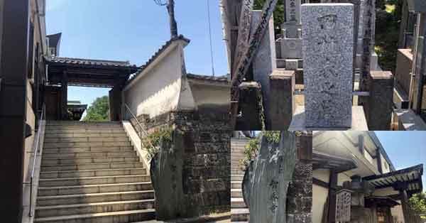 智香寺(田村銀之助の墓)|東京都文京区の新選組ゆかりの地・観光スポット