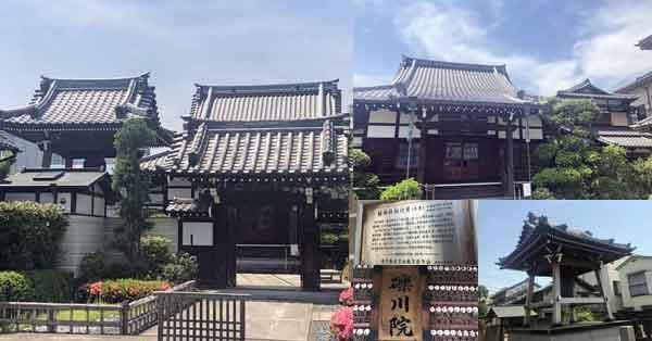新福寺(近藤勇・土方歳三たちが滞在)|東京都文京区の新選組ゆかりの地・観光スポット